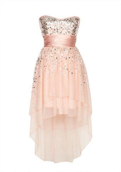 Co powiecie o takiej sukience na wesele? Nie za strojna?