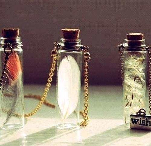 Zamknij w buteleczce, to co tylko chcesz ;)