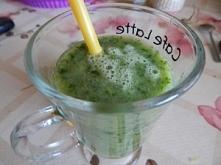 Zielony smoothie ze szpinakiem