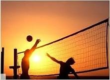To co kocham! volleyball