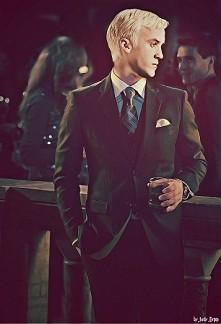 Draco Malfoy ❤  #hp #harrypotter