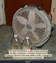 Jak schłodzić powietrze pod...