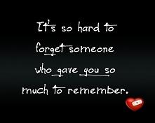 a wy , po jakim czasie zapominacie ?