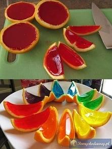 Pomarańczki :D ♥