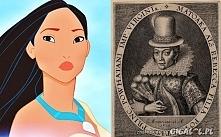Mroczne korzenie disneyowskich bajek - Pocahontas  Dla odmiany - historia oparta na faktach. Jednak bardzo smutnych faktach! Pocahontas istniała naprawdę, ale można powiedzieć, ...