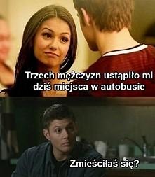 Dean... Ty kawalarzu :D