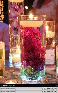 świeczka na romantyczna kolacje albo przy wieczornej kąpieli <3