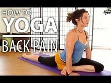 Yoga For Back; Flexibility Yoga Flow