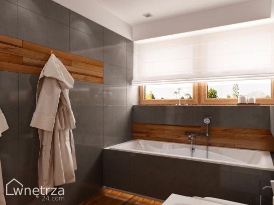 Szarość Drewno Na łazienka Zszywkapl