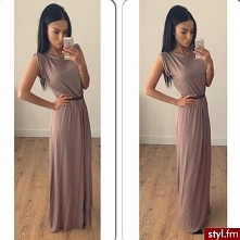 LONG/MAXI/NUDE/DRESS
