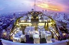 Restauracja Vertigo w Bangkoku