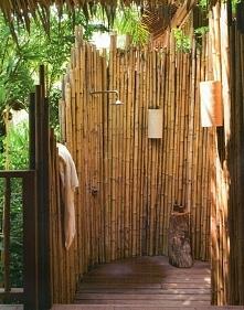 prysznice ogrodowe