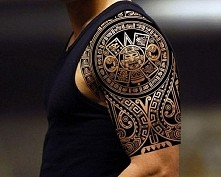 tatoo aztec