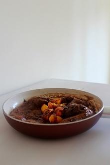 Kliknij w zdjęcie po przepis na dietetycznego czekoladowego naleśnika z pieka...