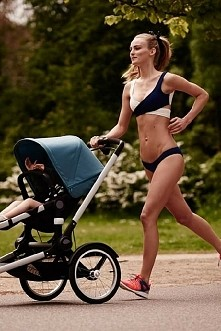 Fit mom :)