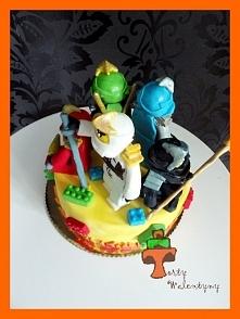 Tort Lego Ninjago