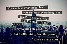 thats song change my life :)