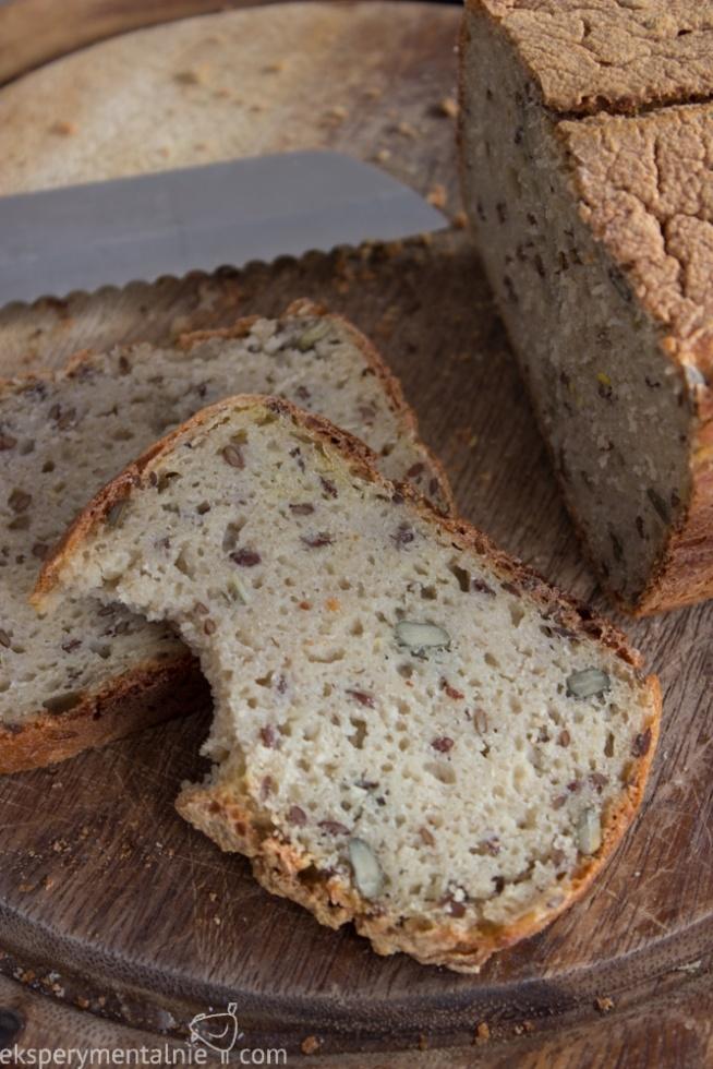 Chleb bezglutenowy - najlepszy! sprawdzony przez setki osób przepis