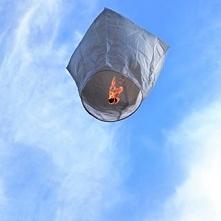 Duże latające lampiony - fa...