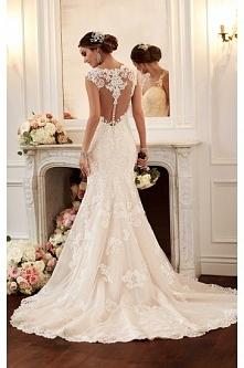 Stella York Vintage-Inspired Wedding Dress Style 6146