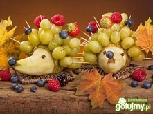 owocowy jeżyk