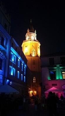 Lublin Brama Grodzka Karnawał Sztukmistrzów :-)