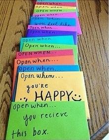 ciekawy pomysł na prezent ;)