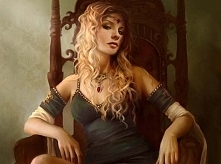 kobieta magia elf