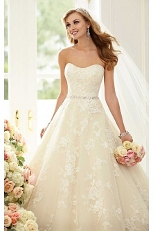Stella York Wedding Dress Style 6130