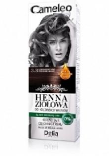 Delia Cameleo Henna Ziołowa...