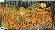 Sztuka z kawałków drewna – nowa forma artystycznego wyrazu.