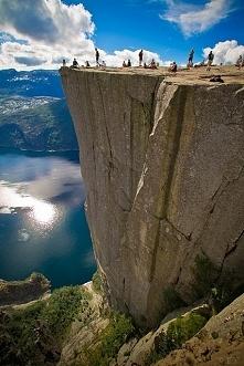 Pulpit Rock - Norwegia