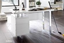 Biurko SYNDY model II - nowoczesne biurko które sprawdzi sie w wielu wnętrzach