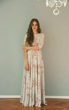 długa sukienka ❤