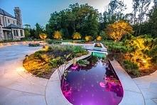 różowy basen