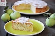 Ekspresowe ciasto z jabłkam...