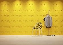 Z panelami 3D zamienisz swój pokój w krainę mlekiem i MIODEM płynącą :)