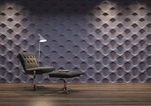 Panele 3D to idealny pomysł na wystrój pomieszczenia dla osób w każdym wieku.