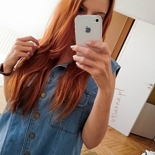 Denim dress, jeansowa sukienka, długa koszula :) OTIANNA OODT