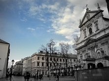 Ulica Grodzka, Kościół Świę...