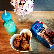 Mini Cookies, Chocolate Crisp, Bahlsen Kruche ciastka z kawałkami czeklady
