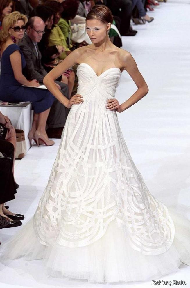 *** Elie Saab Haute Couture Wedding Dresses 2014-2015 ***