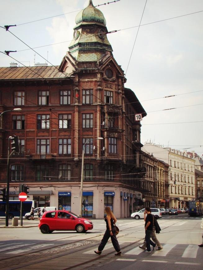 Kraków, kamienica Ohrensteina