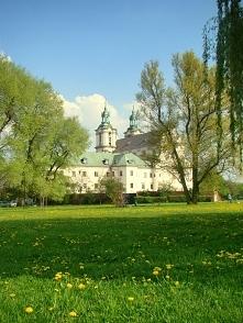 Kraków, kościół na Skałce