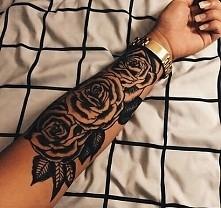 Róże :3