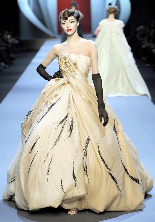 *** Dior Haute Couture - Wiosna 2011 ***