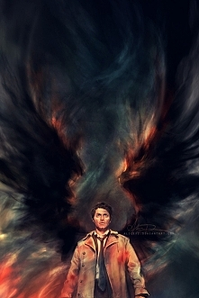 Castiel by Alice X. Zhang