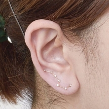 Gwiazdozbiór na uchu :p