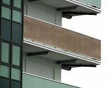 Osłona balkonowa - RattanArt - RD 11