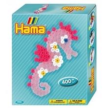 Nowość od Hama   Hama 3903 - małe pudełeczko Mini Box Konik Morski z Koralikó...